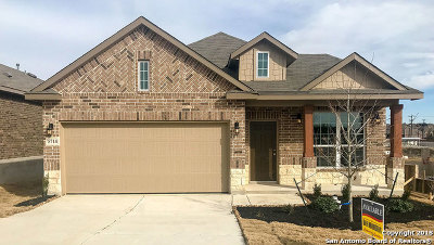 Alamo Ranch Single Family Home For Sale: 5714 Couble Falls