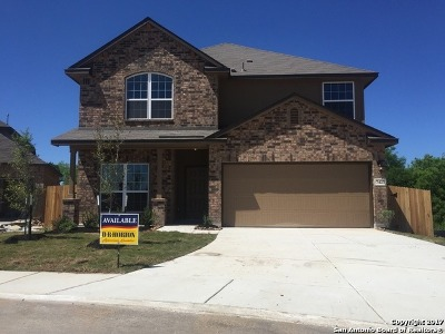 Alamo Ranch Single Family Home Price Change: 5823 Couble Falls