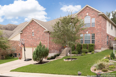 Heights At Stone Oak Single Family Home For Sale: 23535 Enchanted Fall