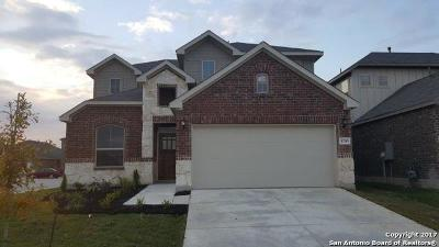 Helotes Single Family Home For Sale: 9703 Bricewood Oak