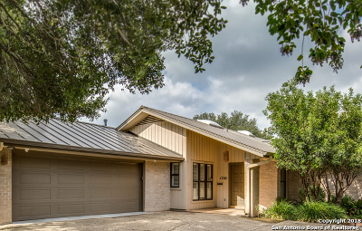 Bexar County Single Family Home Back on Market: 1703 Nacogdoches Rd
