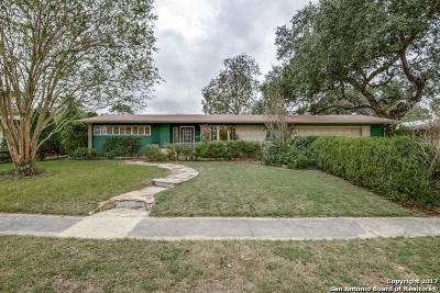 Single Family Home New: 526 Burnside Dr