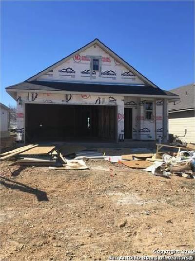 Single Family Home New: 1882 Baron Drive