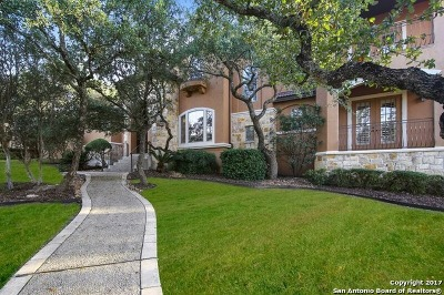 San Antonio Single Family Home New: 47 Champions Way