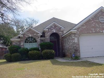 Schertz Rental New: 2520 Crested Heights