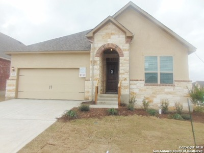 Comal County Single Family Home New: 912 Highland Vista