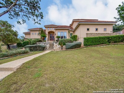 Helotes Single Family Home New: 306 Pueblo Pintado