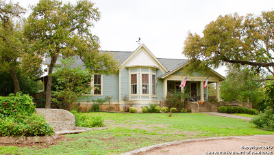 San Marcos Single Family Home For Sale: 702 Burleson St