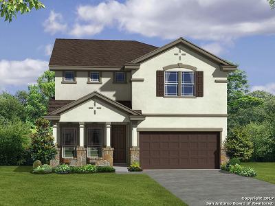 Single Family Home For Sale: 8707 Straight Oaks