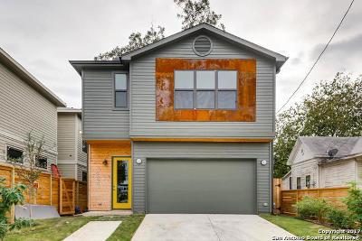 San Antonio Single Family Home New: 224 Keller