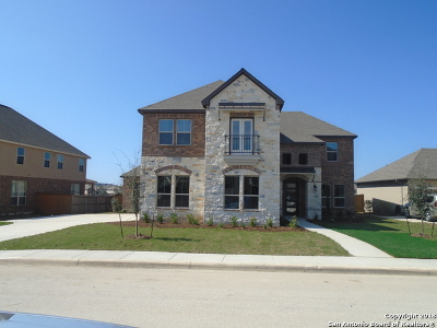 Boerne Single Family Home New: 7923 Drury Pass