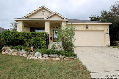 San Antonio Single Family Home Price Change: 2807 Silverton Court