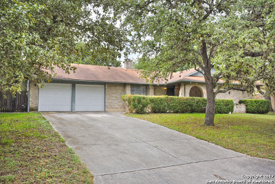 San Antonio Single Family Home New: 3023 Oneida Dr