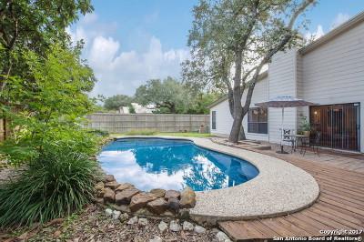 San Antonio Single Family Home New: 12506 Wandering Trl