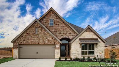 Guadalupe County Single Family Home For Sale: 2944 Coral Way