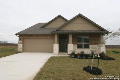 Schertz Single Family Home New: 5260 Forest Oak
