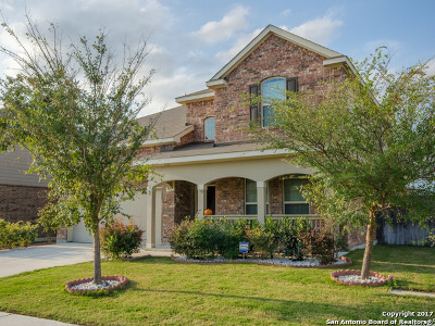 Cibolo Single Family Home New: 576 Saddle Back Trl