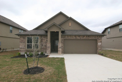 Schertz Single Family Home New: 5469 Cypress Point