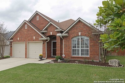 San Antonio Single Family Home Active RFR: 1817 Indian Paint Brush Rd