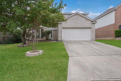 San Antonio TX Single Family Home Back on Market: $243,000