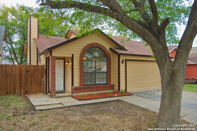 San Antonio Single Family Home New: 5708 Glacier Sun Dr