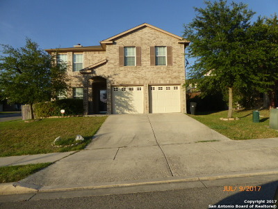 Cibolo Single Family Home New: 5105 Columbia Dr