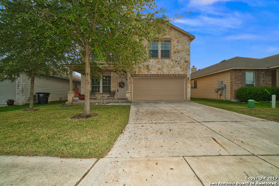 Boerne Single Family Home For Sale: 7510 Paraiso Pt