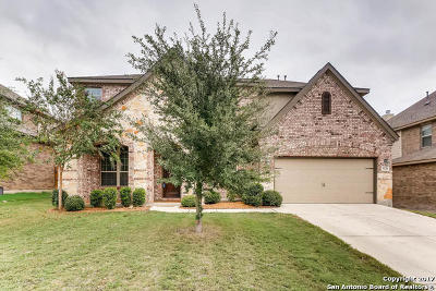 San Antonio Single Family Home New: 5338 Anemone
