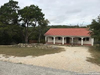 Canyon Lake Single Family Home New: 373 Blue Bonnet Breeze