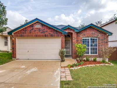 Bexar County Single Family Home New: 1334 Cougar Country