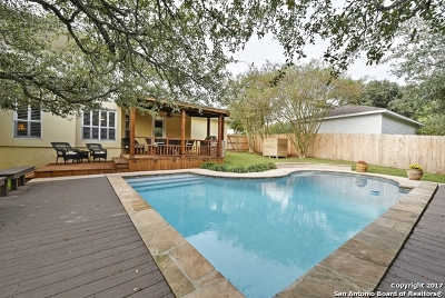 San Antonio Single Family Home New: 24918 Flying Arrow