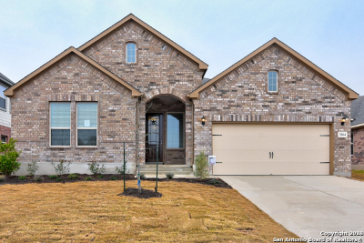 New Braunfels Single Family Home New: 2064 Tejas Pecan