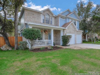 San Antonio Single Family Home New: 2182 Redwoods Crst