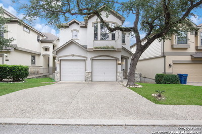 San Antonio Single Family Home For Sale: 1230 Cresswell Cv