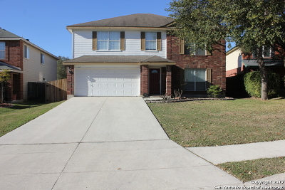 Schertz Single Family Home New: 3581 Peachtree Ln
