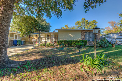 San Antonio Single Family Home New: 355 Clutter Ave