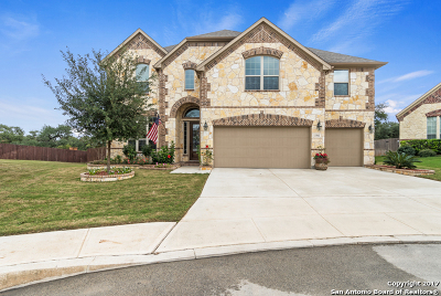 San Antonio Single Family Home New: 3702 Krumm Rnch