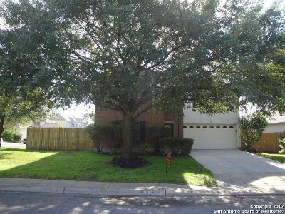 Bexar County Single Family Home New: 7810 Emerald Elm