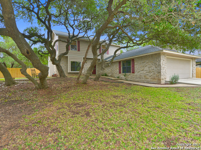 Boerne TX Single Family Home New: $314,900