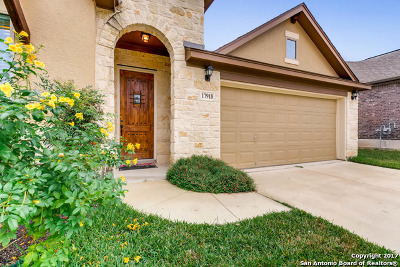 Helotes Single Family Home New: 17918 Oxford Mt