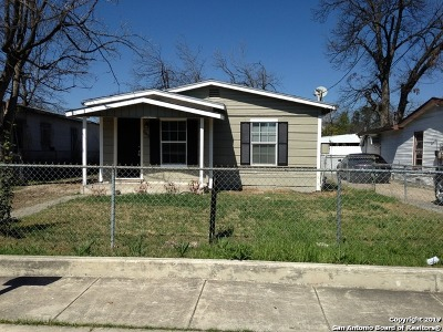 San Antonio Single Family Home New: 643 W Harlan Ave