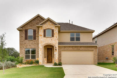 Bexar County, Kendall County Single Family Home New: 27211 Cozy Pass