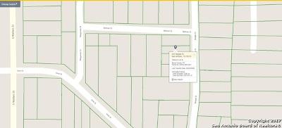 San Antonio Residential Lots & Land New: 303 Bargas St