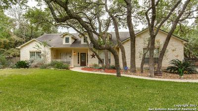San Antonio Single Family Home New: 26715 Sagitarius Ln