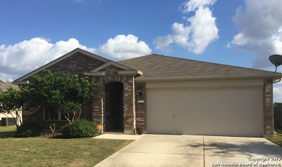 Cibolo Single Family Home Price Change: 5533 Columbia Dr