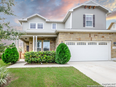 San Antonio Single Family Home New: 13046 Cedarcreek Trl
