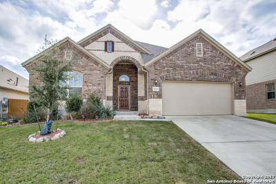 Helotes Single Family Home New: 11510 Massive Mt