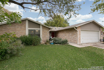 San Antonio Single Family Home New: 6011 Merrimac Cv