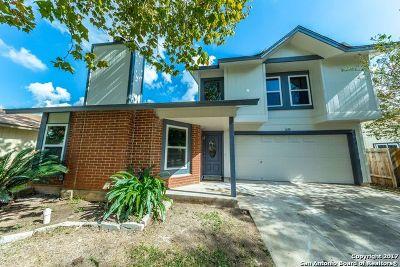San Antonio Single Family Home New: 6110 Valley Tree