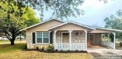 Boerne TX Single Family Home New: $237,500